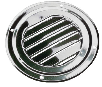 Sea-Dog 3314251 Round Louvered Vent, 5""