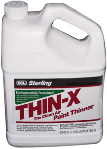 Thin-X Red Paint Thinner Gal