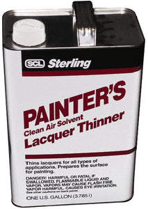 Painters Lacquer Thinner Qt