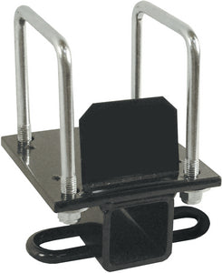 "Ultra-Fab Products 35-946402 Hitch Adapter Univ Fits 4"" Sq"