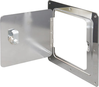 Ultra-Fab Products 48-979010 Chrome Universal Access Door