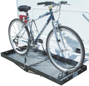 Ultra Cargo Carrier Bike Rack Accessory