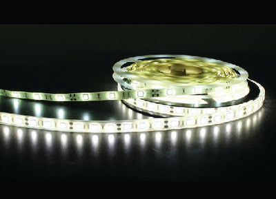 LED Flexible PCB 50/50 Board Rope Lights, Bright White