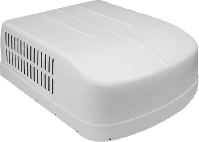 Icon Technologies 01545 White Duo Therm Brisk Air Replacement RV A/C Shroud - Old Style