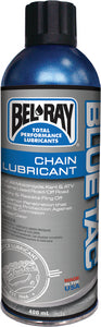 Bel-Ray Blue Tac Chain Lube, 400 ml.