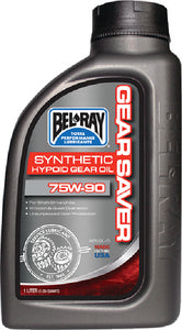 Bel-Ray Gear Saver Synthetic Hypoid Gear Oil, 75W-140, Liter