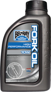 Bel-Ray High Performance Fork Oil, 7W, Liter
