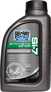Bel-Ray SI-7 Synthetic 2T Engine Oil, Liter