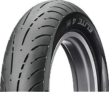Dunlop Elite 4 Bias Rear Tire, 130/90-16
