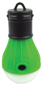 Teardrop LED Mini-Lantern<BR>Green