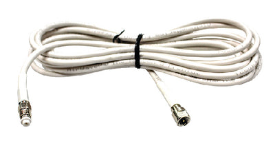 Seachoice 19791 Coax Cable With FME - White, 10'