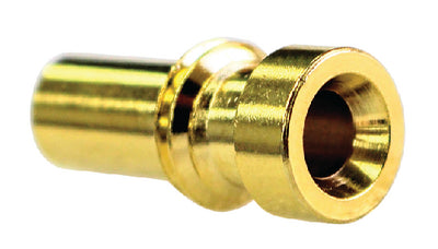 Seachoice 19871 Antenna Connector - Gold Plated - UG-175 Reducer