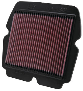 K&N Replacement Stock Motorcycle Air Filter Element