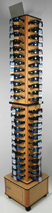 96 Piece Sunglass Display Unit Only