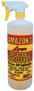Inflatable Boat Cleaner, Quart