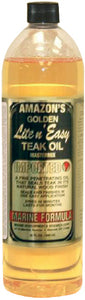 Lite N' Easy Teak Oil, Quart