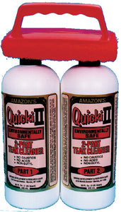 Two Part Teak Cleaner, Quart Kit