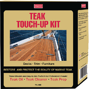 Teak Touch-Up Kit