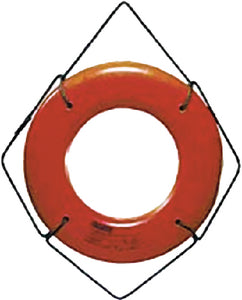 Jim-Buoy Hard Shell U.S.C.G. Approved Life Ring