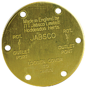 Jabsco 118310000 End Cover