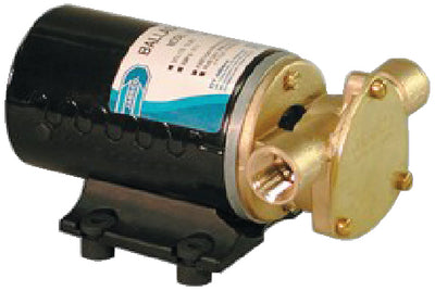 Jabsco 18220-1127 Self Priming Wakeboard & Ski Boat 9 GPM Ballast Pump with Reversing Switch