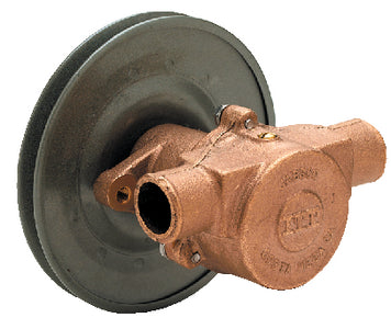 "Jabsco 18940-0010 1-1/4"" Engine Cooling Pump & Pulley"