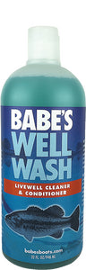 Well Wash Livewell Cleaner & Conditioner, 32 oz.