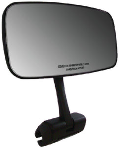 CIPA 02109 Comp Universal Marine Mirror With Deluxe Bracket