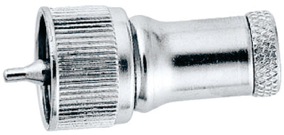 Ancor Coax Cable Connector PL259, Twist On UHF Male For RG8X Wire