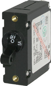 Circuit Breaker Aa1 25 Amp Black