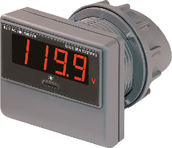 Blue Sea Systems 8247 AC Digital Multi-Function Meter With Alarm 80-249V AC