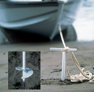 "Ironwood Pacific 22"" Basic One Piece Sand Anchor"