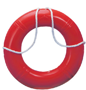 Dock Edge Dolphin Hardshell Life Ring Buoy