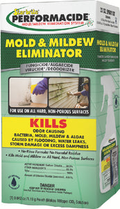 Starbrite Mold & Mildew Eliminator, Qt. Kit