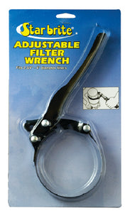 Starbrite Adjustable Filter Wrench 2-3/4 to 4""