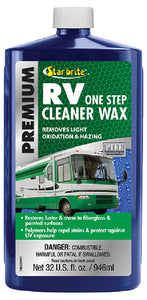 Starbrite Premium Rv One Step Cleaner Wax, 32 oz. Spray