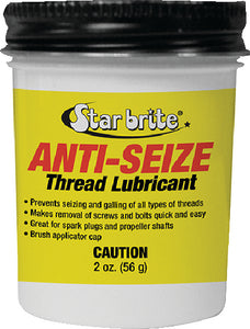 Anti-Seize Thread Lubricant, 2 oz.