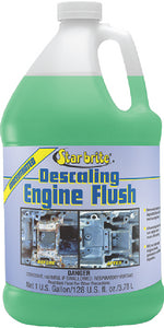 Descaling Engine Flush