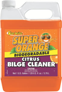 Starbrite Orange Citrus Bilge Cleaner, Gal.
