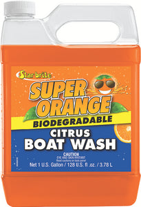 Orange Citrus Boat Wash Gal