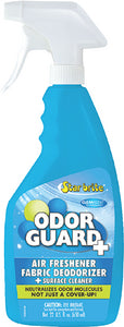 Odor Guard Surface Cleaner, Deodorizer and Air Freshener, 22 oz.