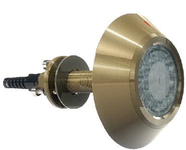 Ocean LED 001500731 Pro 2010 Colour Series HD Gen2 Thru-Hull Underwater LED Light