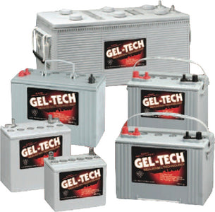 Battery Gel Tech Dryfit 12 Volt