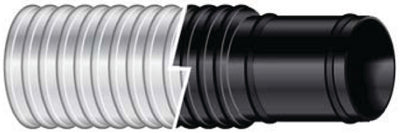 Shields Marine Bilgeflex Series 120 Flexible Hose <SPACER TYPE=HORIZONTAL SIZE=1> White