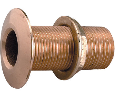 "Perko 0322DP6PLB 1"" Bronze Thru Hull w/Nut"