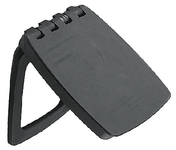 Lock And Latch Cover, Black