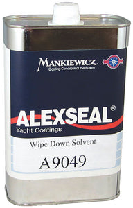 ALEXSEAL<sup>&reg;</sup> Wipe Down Solvent&#44; Gal.