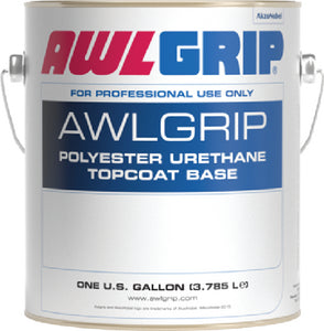 Awlgrip<sup>&reg;</sup> Polyester Urethane Topcoat&#44; Toreador Red Mix&#44; Gal.