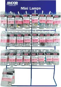 Ancor Marine Grade Electrical DR1550 Lamps Display