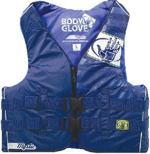 MYSTIC MENS PFD BLUE S